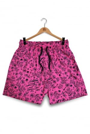 Swim Shorts BL PINK