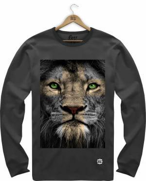 CAMISETA MANGA LONGA LION CROSS