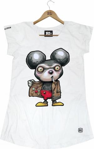 Camiseta Feminina Long Dealer