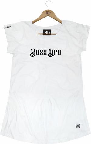 Camiseta Feminina Long New