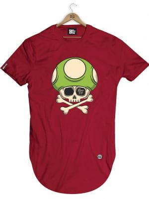 Camiseta Longline Toad
