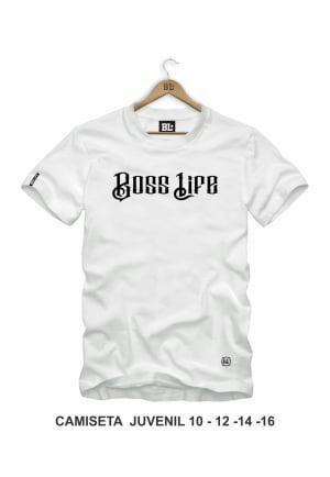 Camiseta Juvenil New