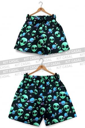 Swim Short Kit Casal ET 1
