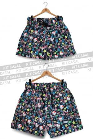 Swim Short Kit Casal Mario