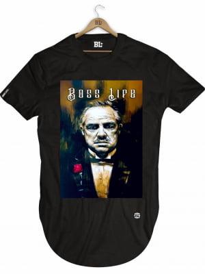 Camiseta Longline Godfather