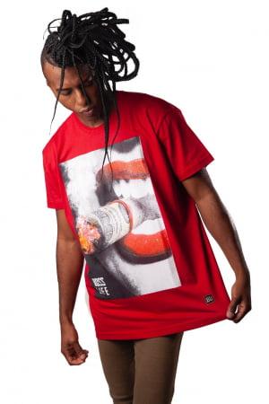 Camiseta Smoke P ao GG5
